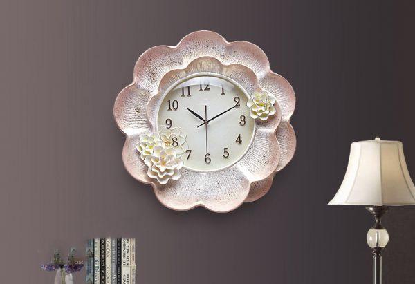 Đồng hồ treo tường trang trí sang trọng và ấn tượng ZB028A