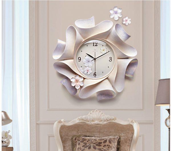 Đồng hồ trang trí treo tường nghệ thuật ZB022BX