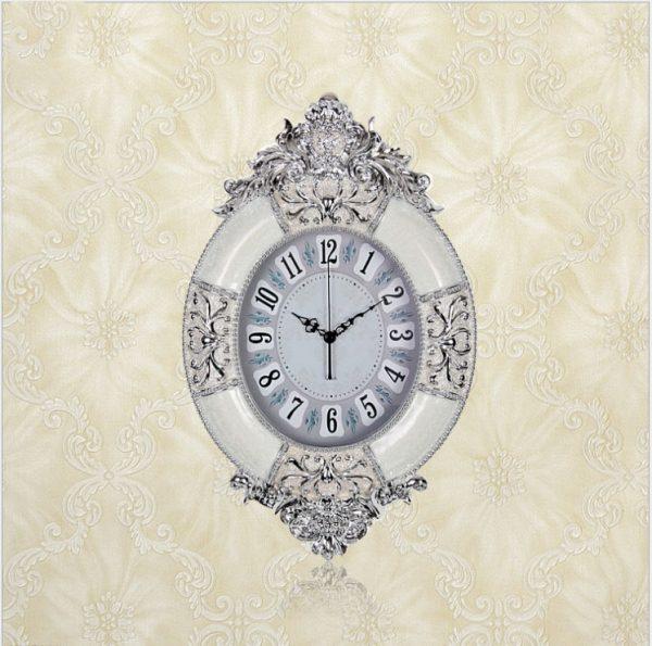 """Đồng hồ treo tường """"Hoài Cổ"""" phong cách châu âu DZ8050-V"""