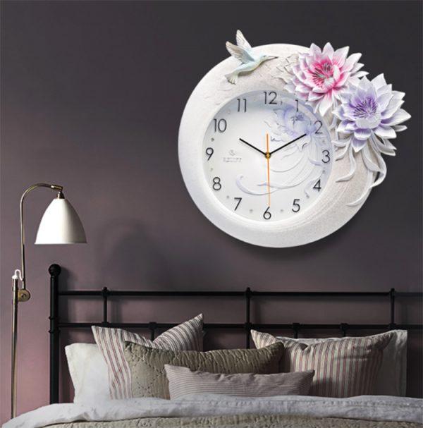 Đồng hồ treo tường trang trí nghệ thuật ZB08B