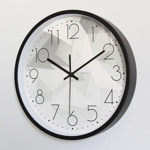 Đồng hồ trang trí treo tường phong cách trẻ trung KA2875
