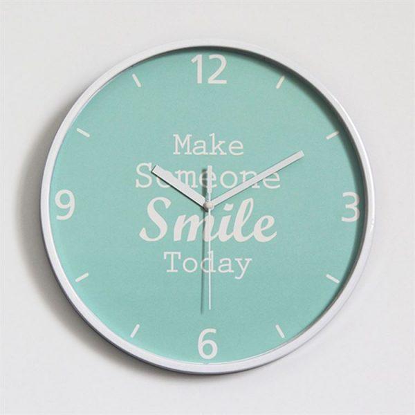 """Đồng hồ treo tường trang trí """"Ngày Vui"""" K281A"""