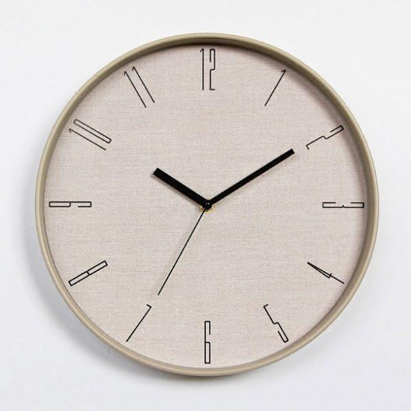 Đồng hồ treo tường trang trí phòng khách KB2875